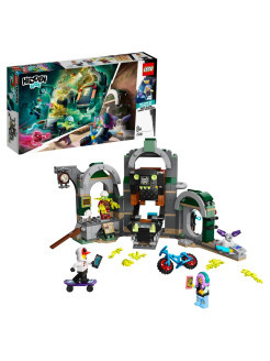 Конструктор LEGO Hidden Side 70430 Метро Ньюбери LEGO