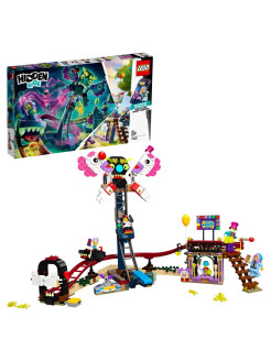Конструктор LEGO Hidden Side 70432 Призрачная ярмарка LEGO