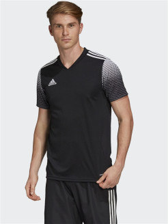 Футболка REGISTA 20 JSY  BLACK/WHITE adidas