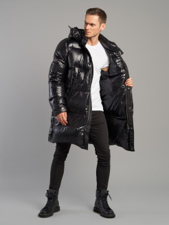 Down jacket Angelo Bonetti