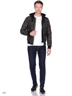 Куртка ROOKIE FLIGHT BOMBER Superdry