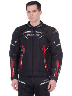 Мотокуртка Bostun 2 Black/Red Vmoto