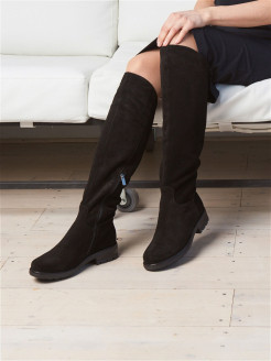 Over-the-knee boots Bercatti