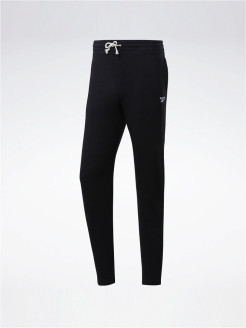 Брюки TE FT CUFFED PANT BLACK Reebok