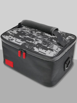 Bag for game consoles, gamepads, black, 247x185x130cm VR galaxy