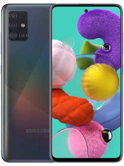 "Samsung / Смартфон Galaxy A51 64Gb: 6.5"" 2400x1080/sAMOLED Exynos 9611 4Gb/64Gb 48+12+5+5Mp/32Mp 4000mAh"