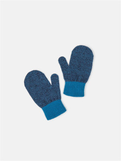 Mittens, without elements, knitted ACOOLA
