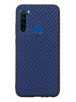 Накладка Carbon для Xiaomi Redmi Note 8T G-Case