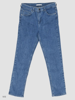 Jeans, adjustable inner waist, straight lines MEXX