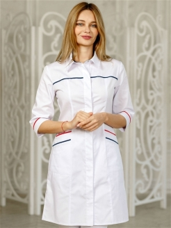 Medical gown ДНК+