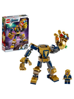 Конструктор LEGO Marvel Avengers Movie 4 76141 Танос: трансформер LEGO