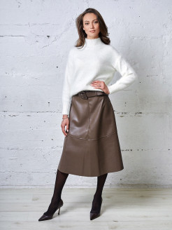 A-line skirt I Wear You