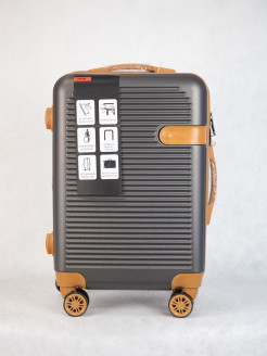 Suitcase with pull-out handle, S carry-on baggage Followbag