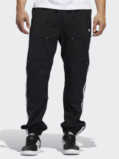Брюки WW PANT             BLACK/WHITE adidas