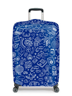 Suitcase Cover Anilove