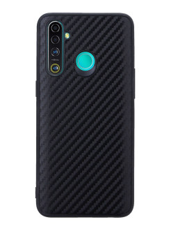 Carbon trim for Realme 5 Pro / Realme Q G-Case