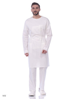 Medical gown Lauraworkwear