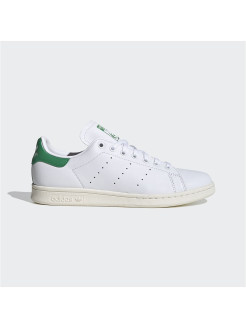 Кроссовки STAN SMITH          FTWWHT/FTWWHT/GREEN adidas