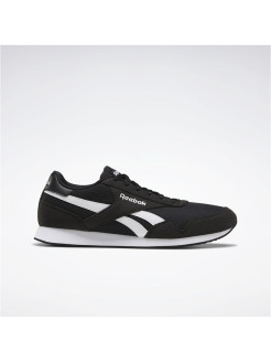 Кроссовки REEBOK ROYAL CL JOG BLACK/WHITE/BLACK Reebok