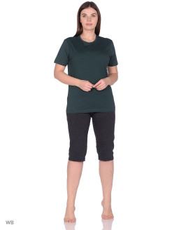 Cropped trousers t-sod