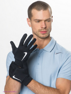 Перчатки HYPERWARM FIELD PLAYER GLOVE Nike