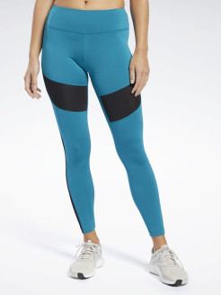 Леггинсы WOR Mesh Tight      SEATEA Reebok