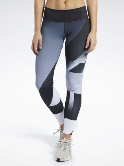 Леггинсы RC Lux Bold Tight - STEGRY Reebok