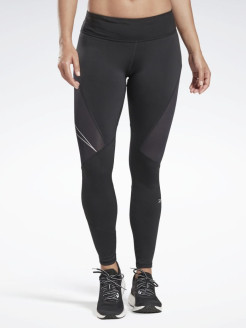 Леггинсы OSR VECTOR TIGHT    BLACK Reebok