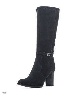 High boots, casual La Gatta