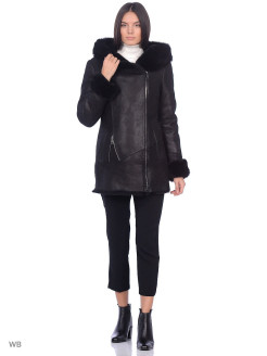 Sheepskin coat OWL Collection