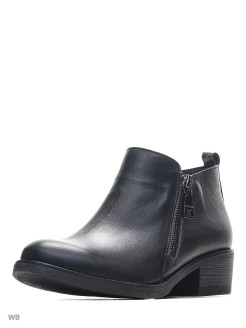 Low ankle boots, casual B.A.A.