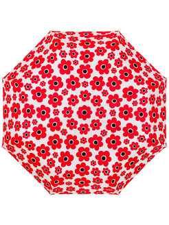 "Umbrella ""Red Daisies"" RainLab"