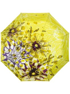 "Umbrella ""Passiflora Green"" RainLab"