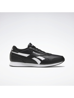 Кроссовки REEBOK ROYAL CL JOG BLACK/WHITE/WHITE Reebok