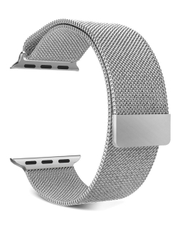 Strap for smart watches, metal, Apple Watch 42mm, Apple Watch 44mm QNQ