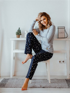 Women's pajamas with pants I am pijama