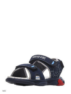 Sandals, casual Indigo kids