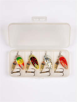 Fishing baubles, Aglia long, 68 mm WaterBeetle
