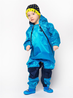 Overalls, taped seams, moisture resistance, breathable material, with pants TUFFO