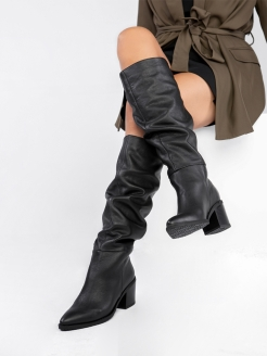 High boots, casual ELLASI