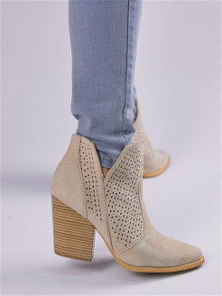 Ankle boots, casual mogamo
