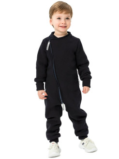 Overalls, with warming, with zipper at the back, combination cuffs, with pants TIMSONS