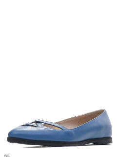 Flat shoes, pointed nose FABRIQA