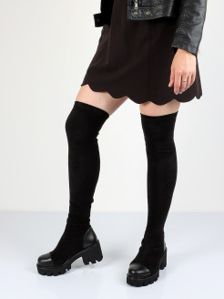 Over-the-knee boots GARRO