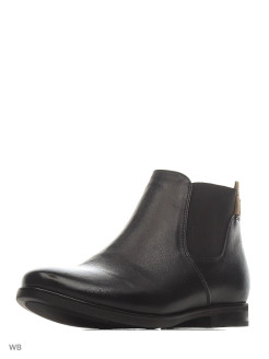 Low ankle boots, casual NIK Giatoma Niccoli
