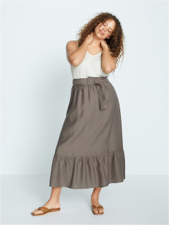 Skirt Violeta by Mango