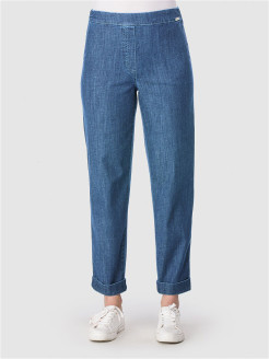 Jeans, straight lines HELMIDGE