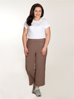 Cropped trousers MASTERITSA NEW CLASSIC