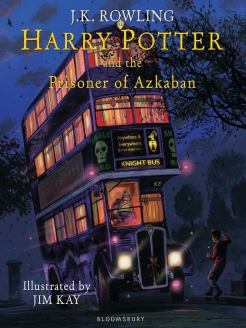 Foreign book, Harry Potter and the Prisoner of Azkaban HB Bloomsbury