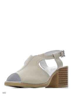 Open-toe shoes CLOTILDA